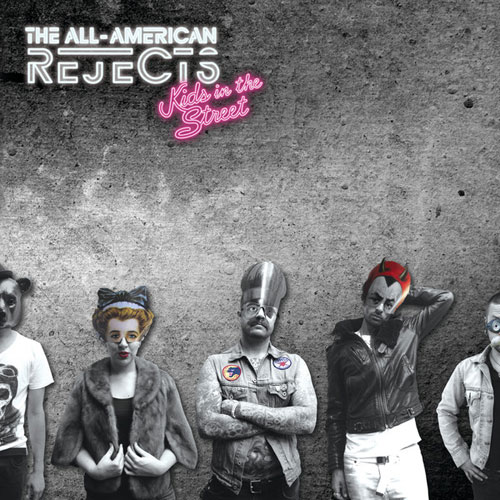 The All American Rejects a Lisbona