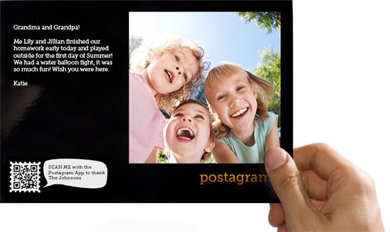 L'applicazione del mese: Postagram
