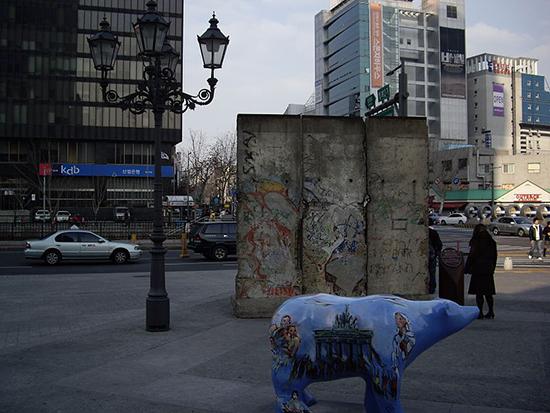 Dove si trova adesso il Muro di Berlino?