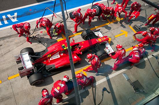 Il Grand Prix di Monza 2013