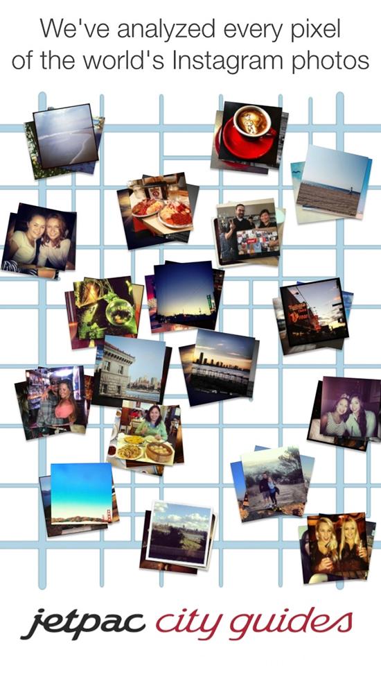 Jetpac City Guides, App del mese