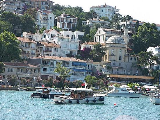 Kizil Adalar – Isole dei Principi a Istanbul