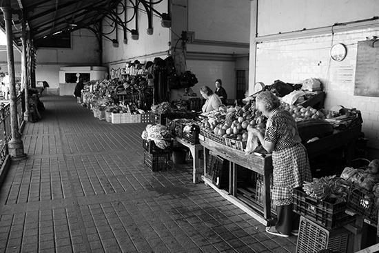 Il mercato di Bolhão