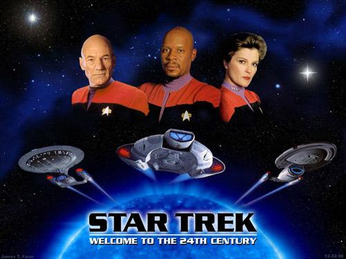 Star Trek – Benvenuti a bordo!