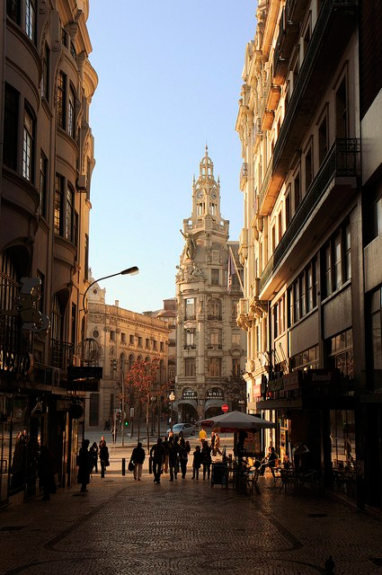Shopping a Porto