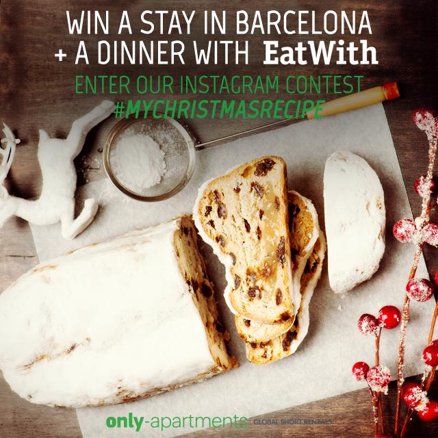 Vinci un soggiorno a Barcellona + una cena con EatWith