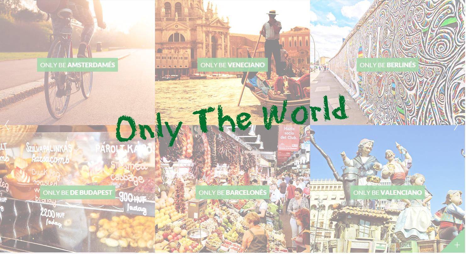 Benvenuto a Only The World