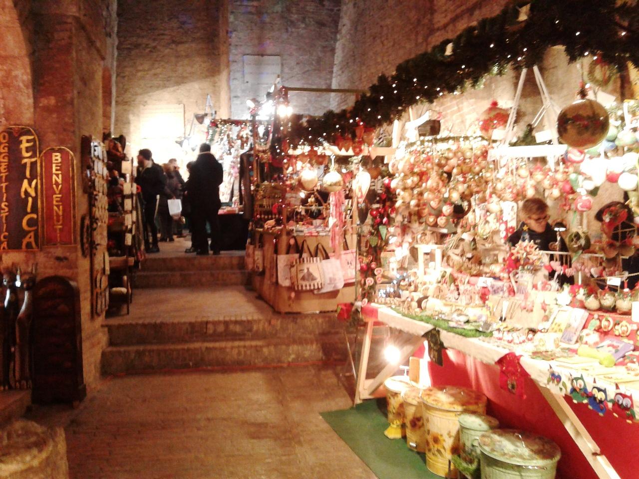 5 mercatini natalizi in Italia