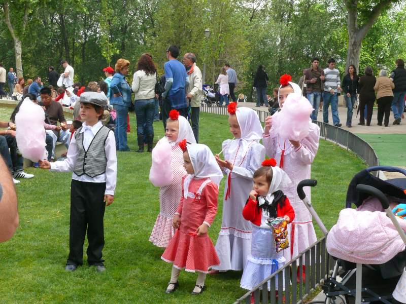 Feste di San Isidro a Madrid