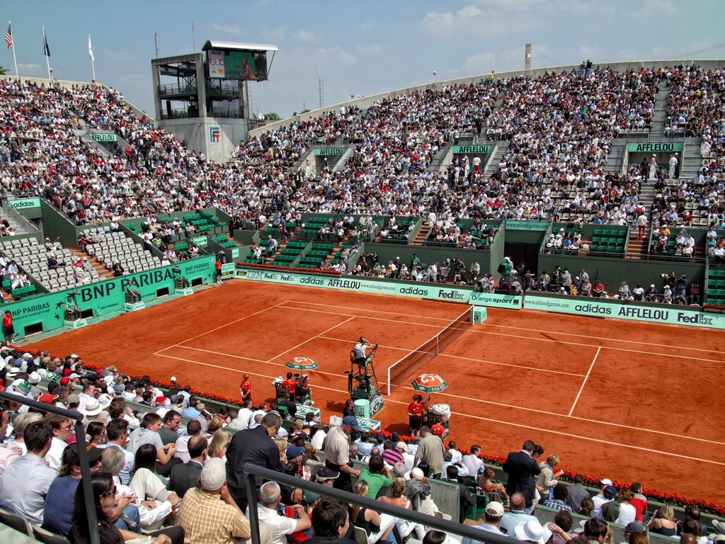 Tutto quello che non sapevi sui Roland Garros