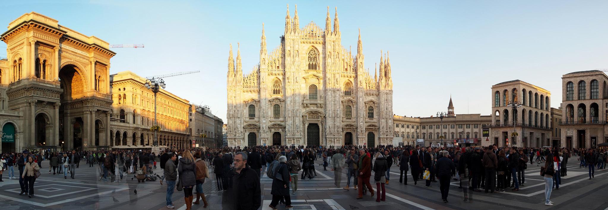 Programmi alternativi all'Expo di Milano