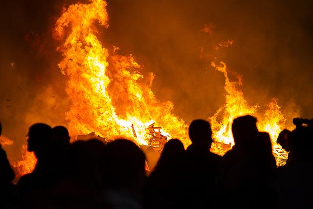 Magie e rituali a Sant Juan
