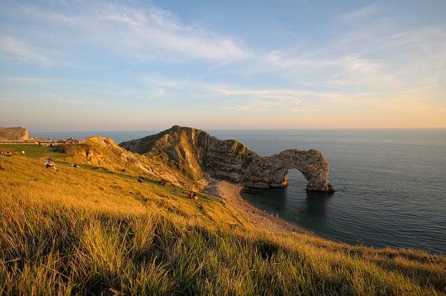Anche la Gran Bretagna ha delle belle spiagge!