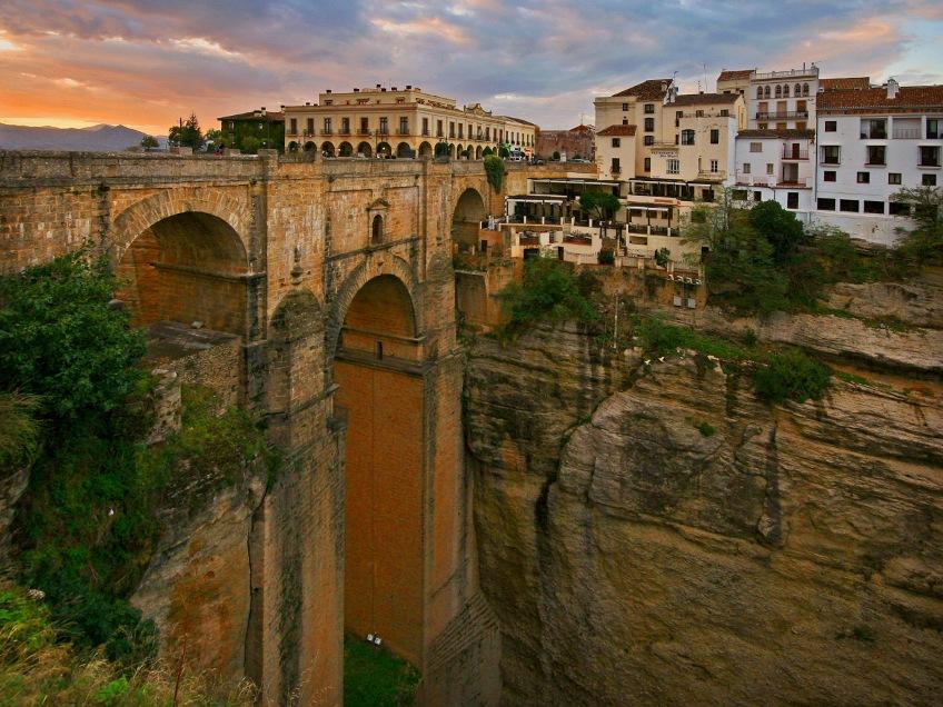 I più bei paesi del sud della Spagna