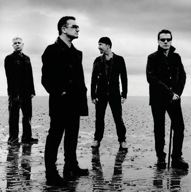 Concerto degli U2 à Barcellona