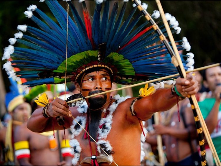 Giochi mondiali dei popoli indigeni – Brasile 2015