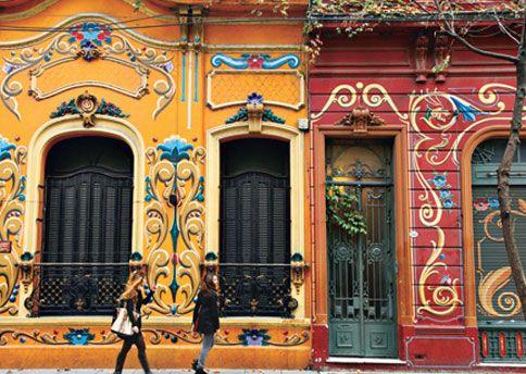 Passeggiando per Buenos Aires