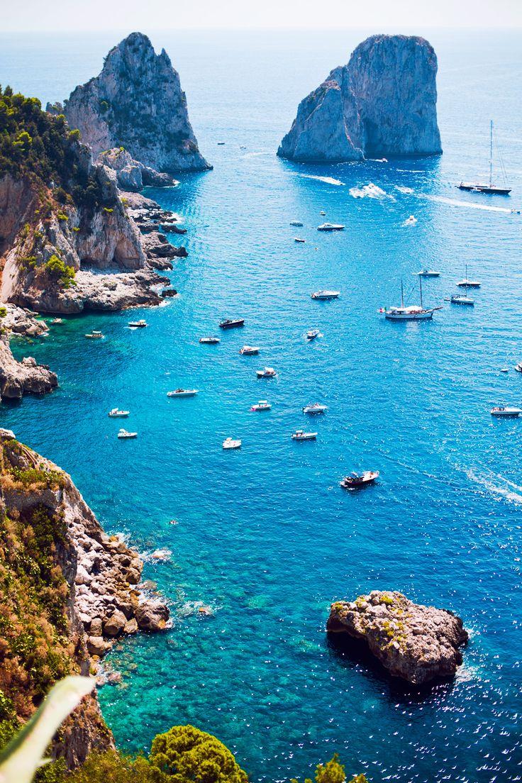 Capri, il gioiello della Campania