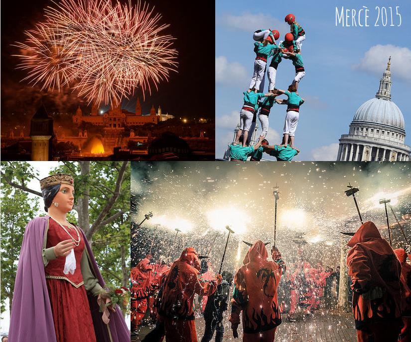 Feste della Mercè: tradizione vs modernità