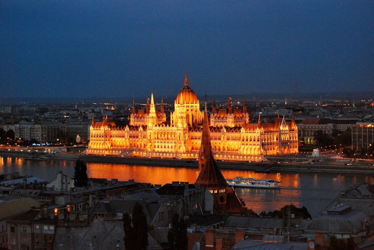 5 motivi per cui visitare Budapest vi cambierà