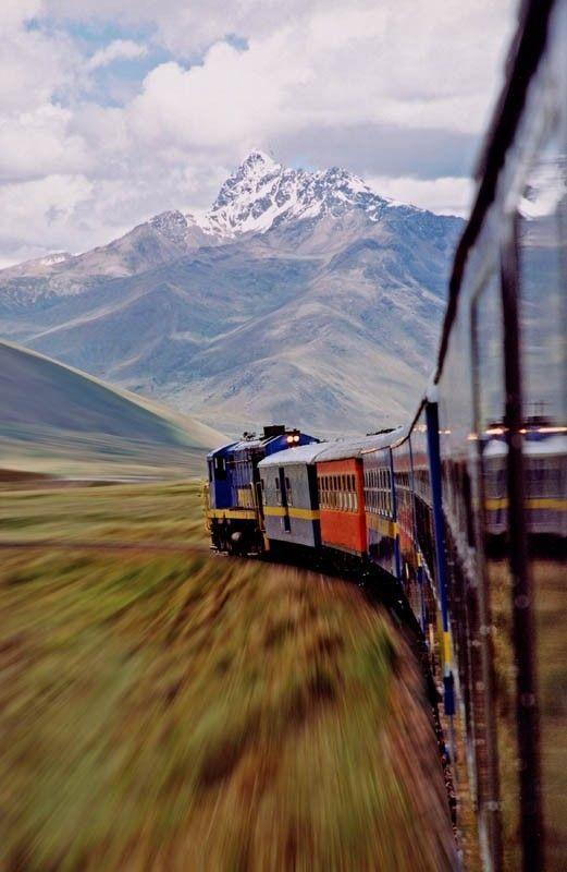 5 viaggi in treno in Europa che ti soprenderanno