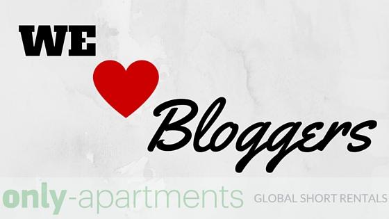 Bloggers: Pubblicità di alta qualitá per il suo appartamento