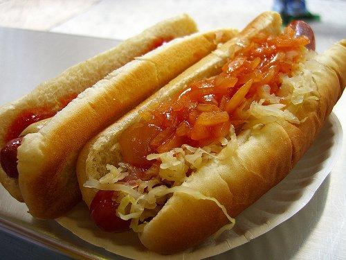 Il miglior hot dog di New York: Gray's Papaya