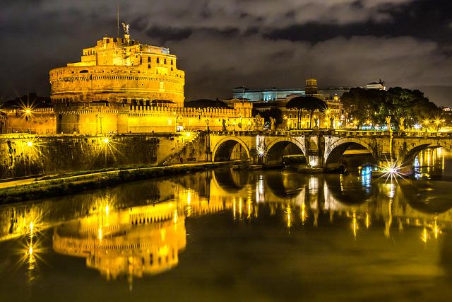 Roma di notte: itinerari delle notti capitoline
