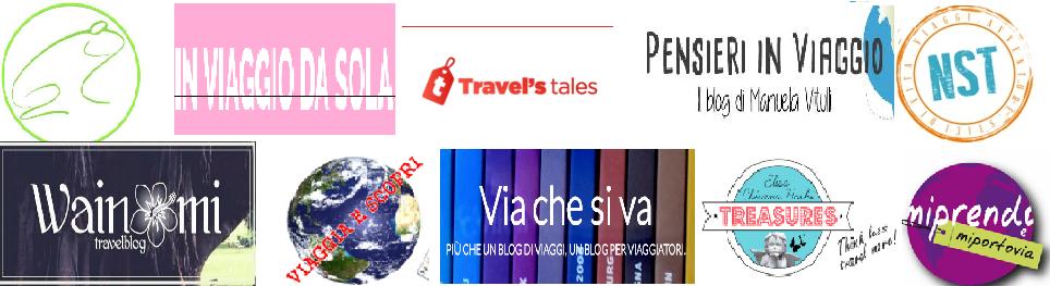 I nostri blog di viaggi preferiti
