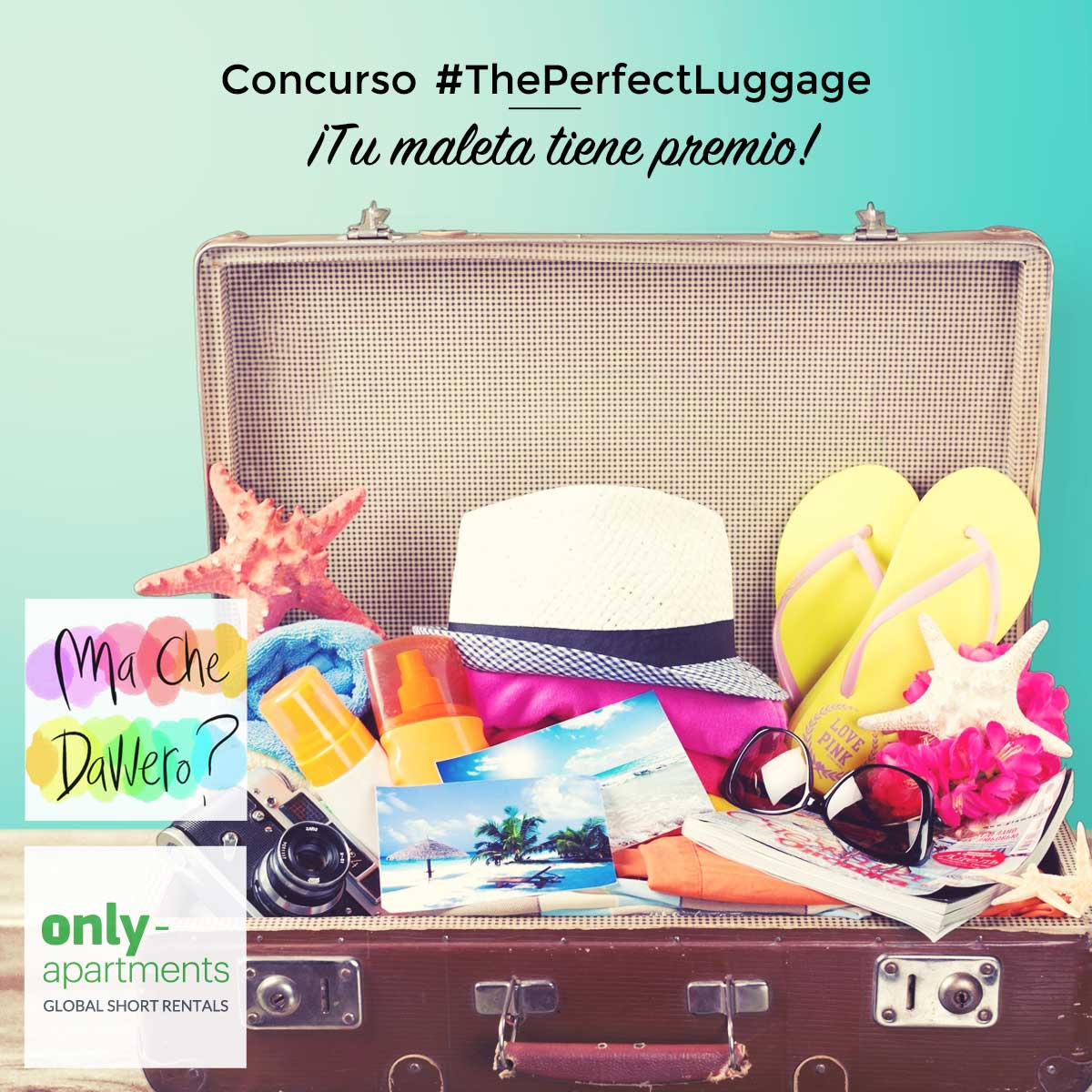 Concorso #ThePerfectLuggage