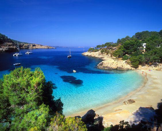 Le 5 spiagge più belle in Spagna